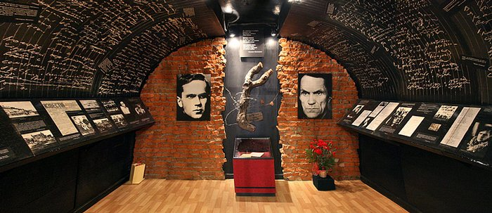 Мемориальная комната В. Шаламова