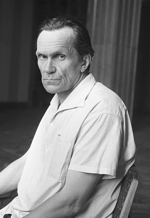 A Portret of Varlam Shalamov. By TASS