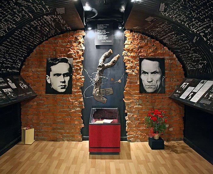 Мемориальная комната В. Шаламова (в)