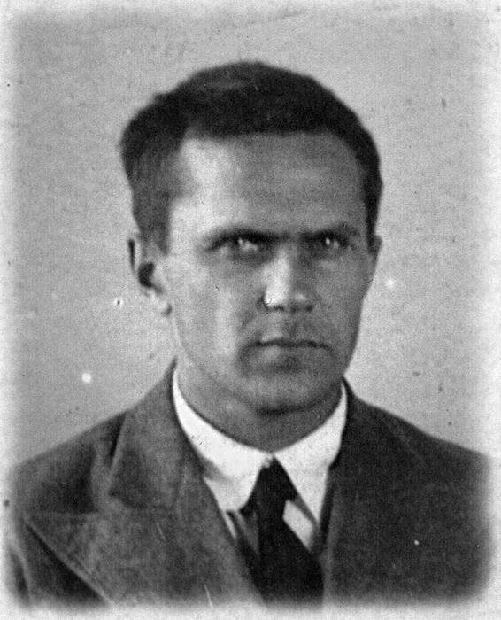 Шаламов. 1930-е гг.
