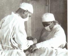 Лесняк и Савоева на операции
