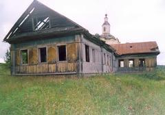 Обрадовская больница, бывший дом свящ. Шаламова