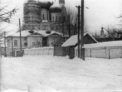 Софийвский собор во время реконструкции