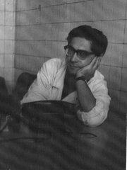 Лечащий врач В.Т.Шаламова М.И.Левин. Фотография 1978-1979 гг.