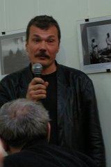 Сын И.П. Сиротинской Александр Ригосик (а)