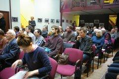 На вечере-демонстрации фильма Светланы Быченко 18 января 2012 г., посвящённом 30-летию со дня смерти В.Т. Шаламова (в)
