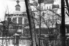 Архиерейский двор. Вологда