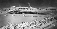 Пос. Ларюковая. Апрель 1947 г.