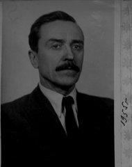 Борис Игнатьевич Гудзь. 1955 г.