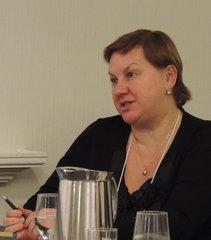 Ирина Некрасова на Конференции Американской ассоциации преподавателей славянских и восточноевропейских языков
