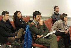 Аудиотрия Шаламовской секции на Конференции Американской ассоциации преподавателей славянских и восточноевропейских языков