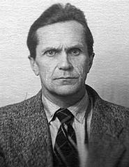 В. Шаламов. фото с документа, год не известен, документ не известен. дар С. Неклюдова