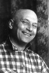 Борис Николаевич Лесняк, 1950-е.