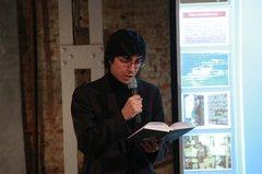 Сергей Соловьёв выступает на презентации собрания сочинений В.Т. Шаламова