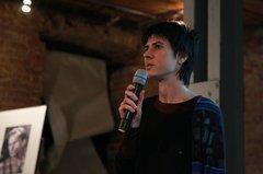 Ирина Галкова — ведущая презентации