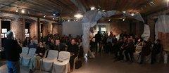Аудитория в Музее ГУЛАГа