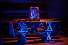 Спектакль театра «Молодой человек»