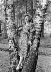 Ирина Павловна Сиротинская, 1950-е