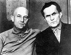 Шаламов и Лесняк